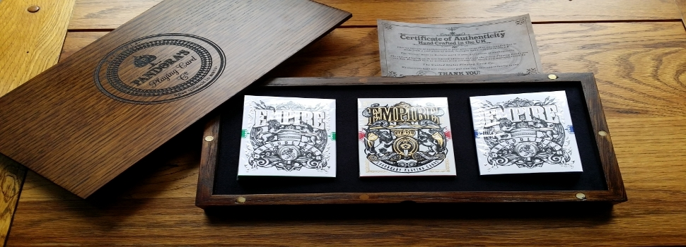 The Empire Playing Card Collection